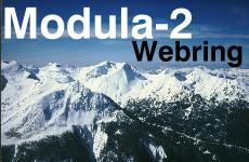 Modula-2 webring logo